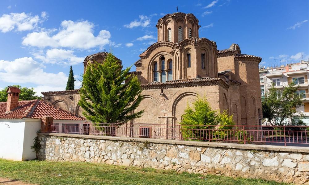 Thess Residences Εκκλησία Αγίων Αποστόλων στη Θεσσαλονίκη