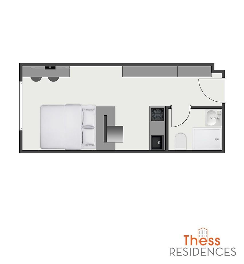Comfort Residence Floorplan