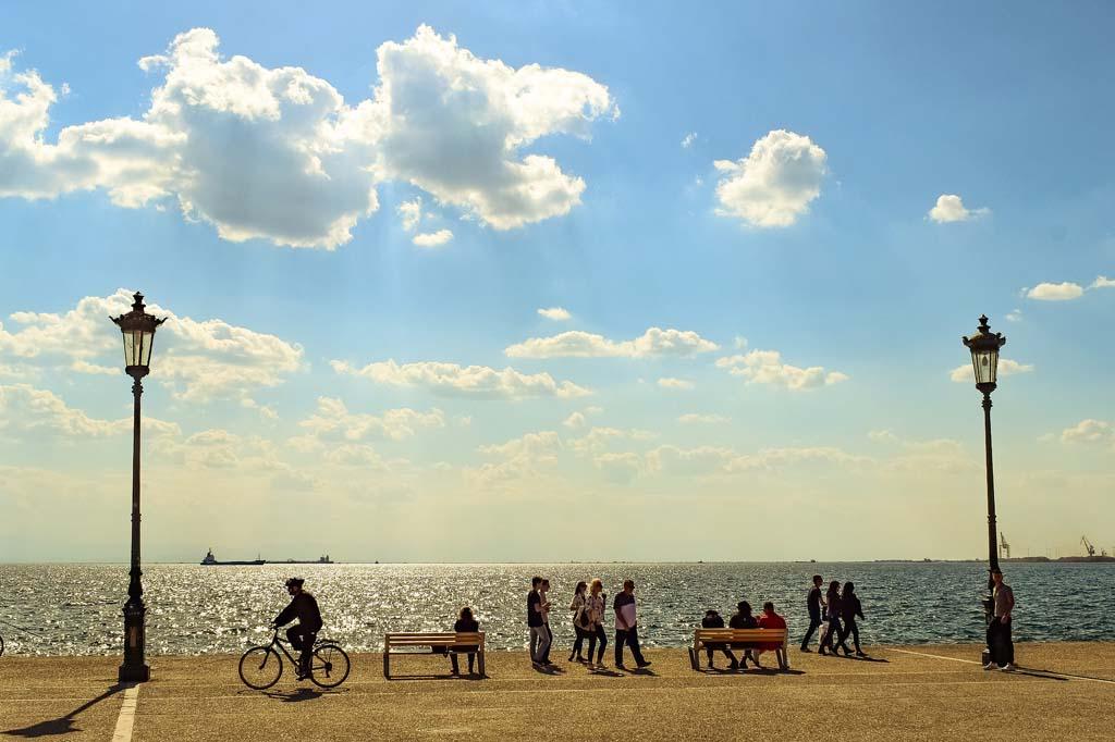 Thessaloniki Paralia