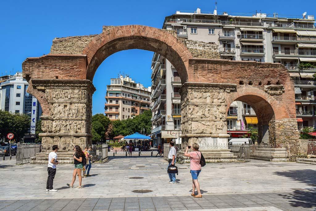 Kamara Thessaloniki